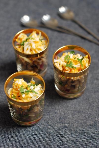 Salada de Feijão Fradinho - Dadivosa