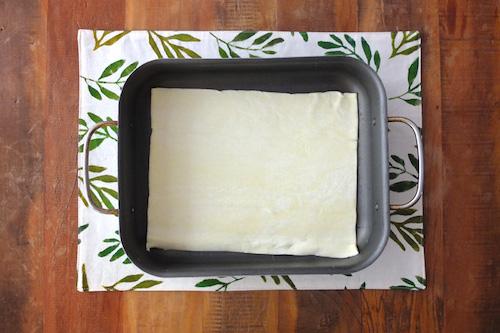 Torta de Espinafre - Dadivosa