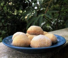 Biscoitos Amanteigados - Dadivosa